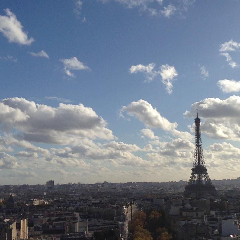 Parigi citt della quieta grandezza a colazione non si for Colazione parigi