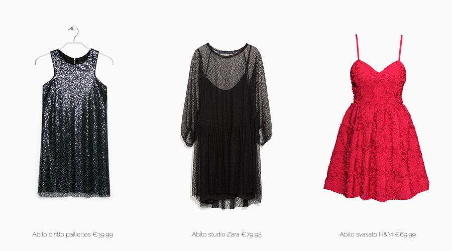 100% authentic 61b5d 6befd Idee outfit per Capodanno 2015: abiti corti, giacche smoking ...