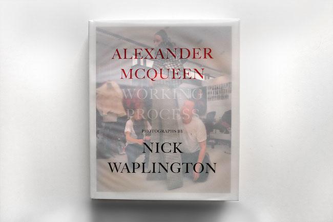 Alexander McQueen e Nick Waplington